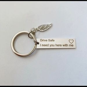 Accessories - New drive safe keychain